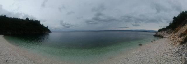 šljunčana prirodna plaža VAJA